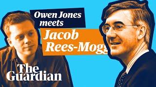 Owen Jones meets Jacob Rees-Mogg  