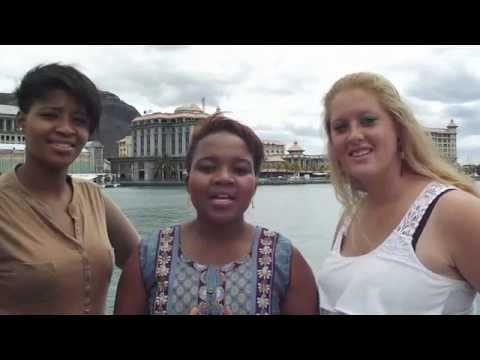 Mauritius Work and Travel - Jennifer, Judith, Stephanie