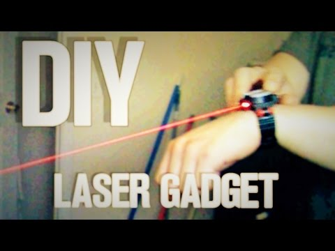 How To Make Laser Pointer at Home