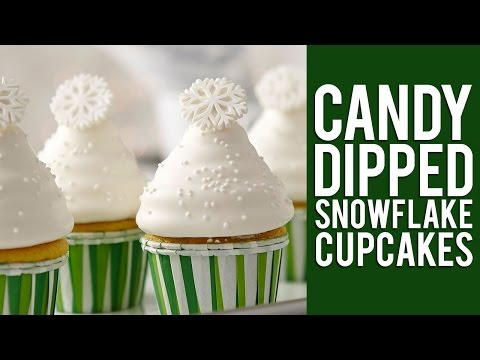 How to Make Hi Hat Cupcakes for Christmas