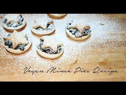 Vegan Mince Pies Recipe