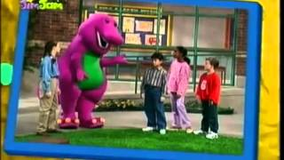 Barney & Friends Trading Places Ending Credits (Russian Version)