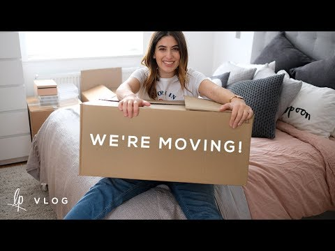 WE'RE MOVING! | Lily Pebbles