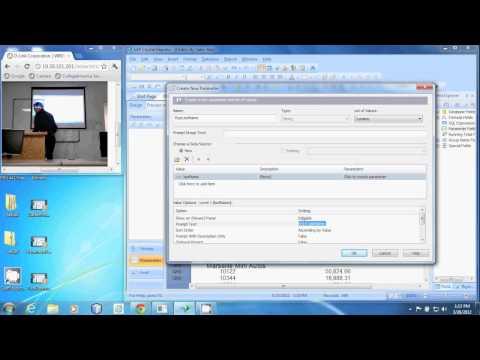 PRG 441 - Create a Multi-Select Parameter