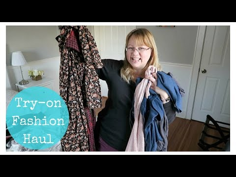 Try-on fashion haul! January sales clothing. Zara, Forever 21, Macy's, H&M