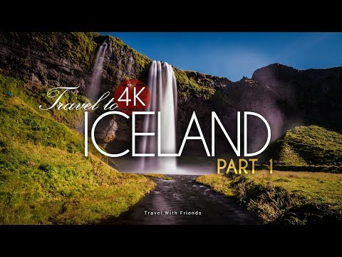 Travel to Iceland in 4K (Part 1)