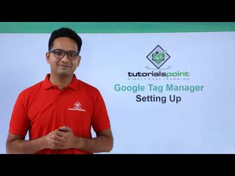 Google Tag Manager - Setting UP
