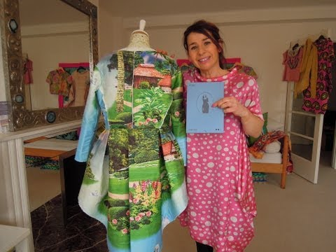 How to make a coat - Easy sewing tutorial