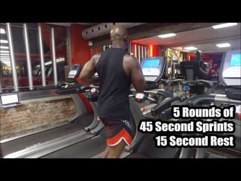 The Best Treadmill Workout