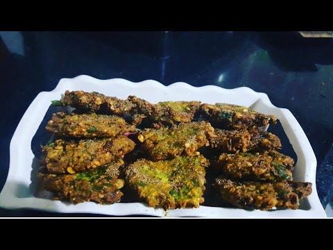 Chane ki Daal ke Vade/ Split Chickpeas Pakoras/Ramzan Special/ Hyderabadi Cuisine