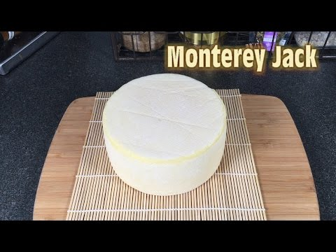 How to make Monterey Jack at home
