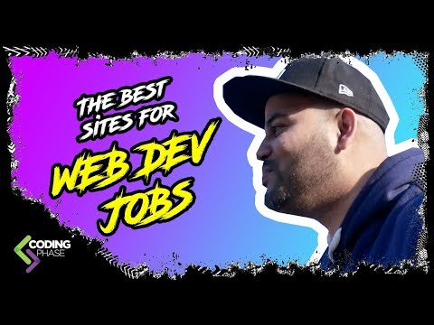 How to find a web developer job in any city