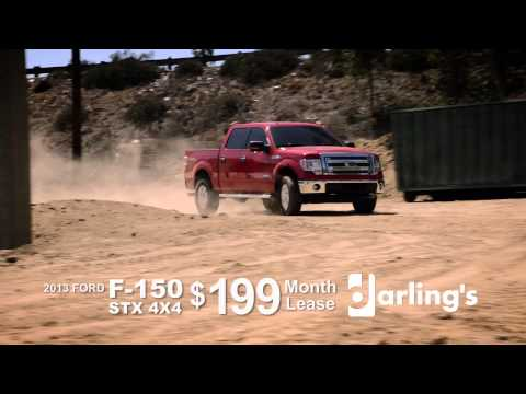 Darling's Ford F-150 Lease Special
