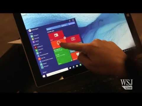 First Look: Windows 10