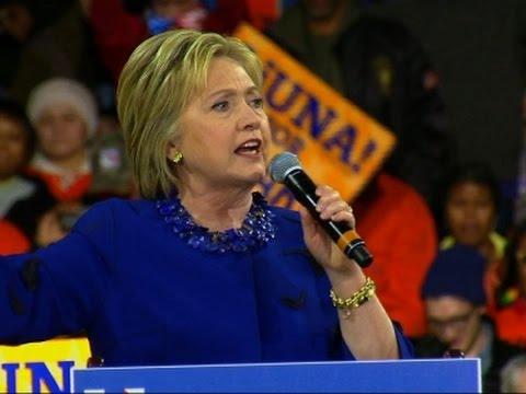 Clinton: I Don't 'Make Promises I Can't Keep'