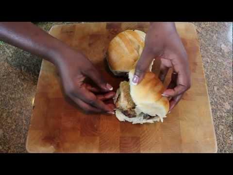 Jamaican Jerk Chicken Sandwich