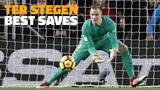 BEST SAVES   Ter Stegen is ready for his 200 match with Barça