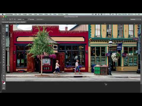 How To Get Started and Learn How To Use Photoshop For Beginners EASY Tutorial