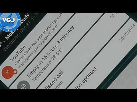 How to Master Android Lollipop Notifications in Four Minutes!