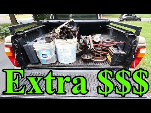 How to Make Extra Money After Fixing Your Car!