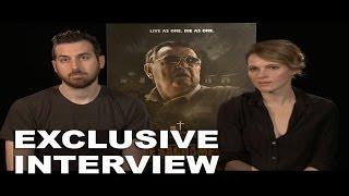 Download The Sacrament: Ti West and Amy Seimetz (Caroline) Exclusive Interview Video