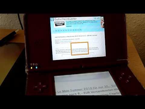 Nintendo DSi Internet per WLAN