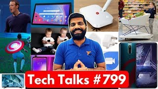 Tech Talks #799 - Poco F2, OnePlus 7, Xiaomi Sweeper, F11 Avengers, Google Duo Video Call
