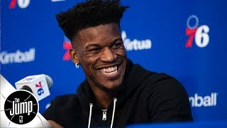 Can Jimmy Butler propel 76ers to top of Eastern Conference? | The Jump