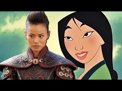 Disney's Mulan Getting Live-Action Movie