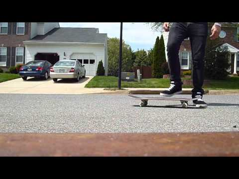 Learning to Ollie - Day 1
