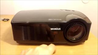 Wimius T4 Projector