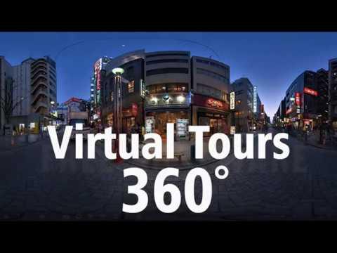 Create your own  360 virtual tour