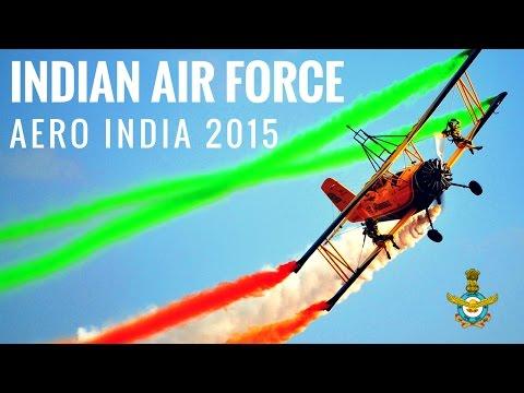 Indian Air Force - AERO INDIA 2015