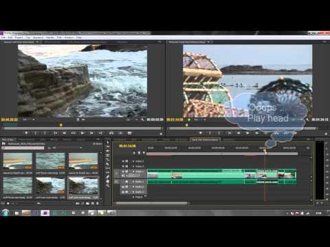 Premiere Pro CS6 Techniques: 27 Replacing Footage