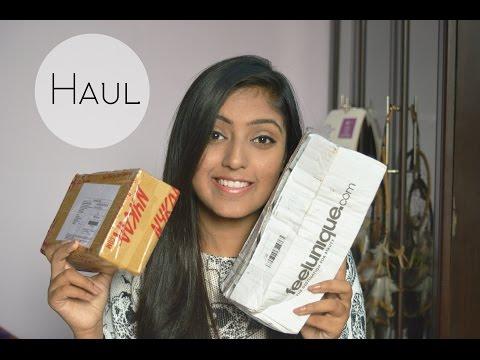 Mini Haul | Feelunique.com | Nykaa.com