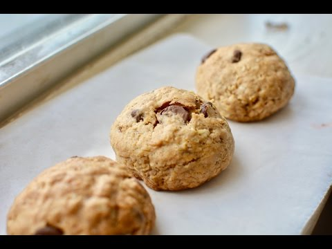 Best Eggless Oatmeal Chocolate Chip Cookies | Healthy, Easy and Quick Recipe