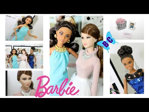The Barbie Look Black Label dolls | Truly Me doll Peyton Helps | Buterflycandy Toy Review