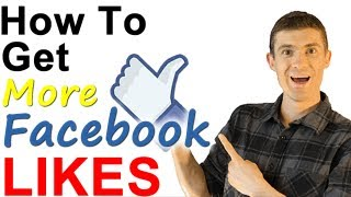 How To Get More Facebook Likes Method 1 Run A Facebook Ad Designed To