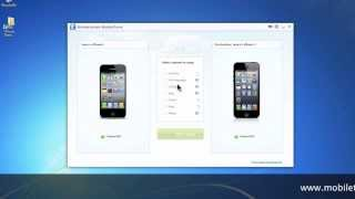 iPhone 4 to iPhone 5C/5S/6/6S/SE: How to transfer contacts/photos/Music from iPhone to iPhone 5S/6+