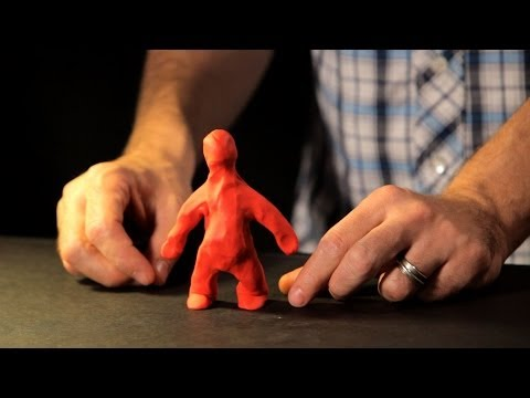 How to Create a Clay Character | Stop Motion