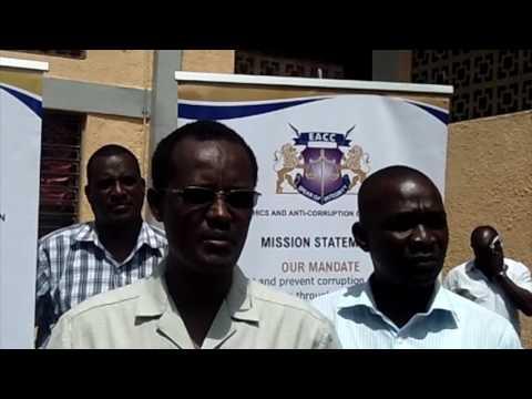 EACC urges Kenyans to change mindset to fight corruption