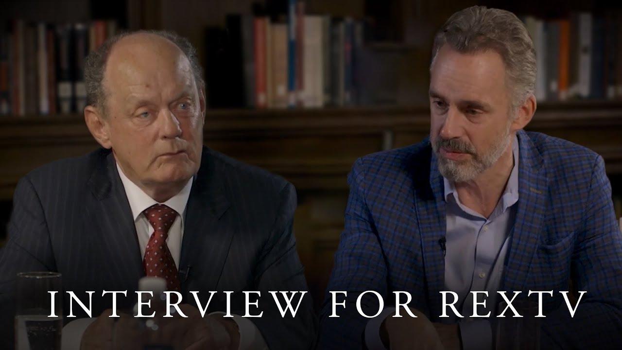 Rex Murphy (REXTV) interviews Jordan Peterson