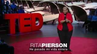 Aprendizaje Significativo Rita F. Pierson en TED