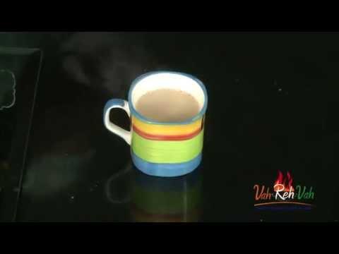 GINGER AND LEMON TEA - In Hindi