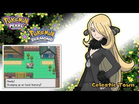 Pokemon D/P/PT Remix - Eterna City/Celestic Town (Happy New Year)