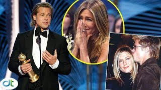 Jennifer Aniston burst into tears at Brad Pitt's public apology for the mistake of their marriage