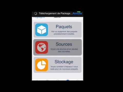 Comment installer ifile sur iPhone iPad iPod jailbreaker sous iOS 7