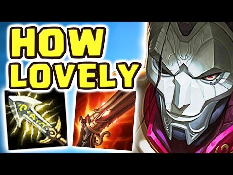 THIS BUILD IS TOO BROKEN?! INSANE MOVEMENT SPEED | THEY CAN'T CATCH ME (CRIT JHIN BOT) - Nightblue3