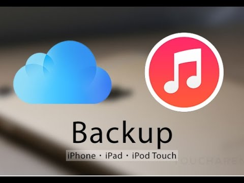 How to Backup ANY iOS Device// iTunes and iCloud *3 Ways!*
