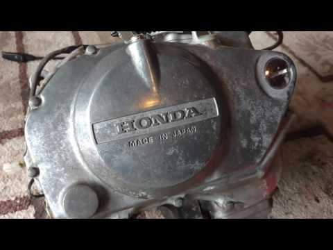 Honda CM400T Cafe Racer Build PART 4 - Motor Work